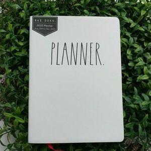 Rae Dunn 2020 Soft Cover Planner